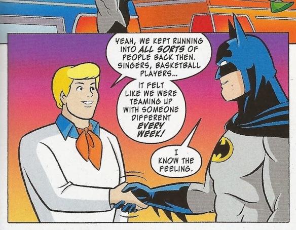 Batman Fred