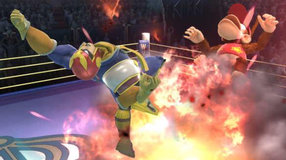 Captain Falcon Diddy