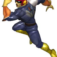 Sinbad vs Captain Falcon