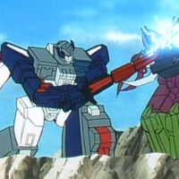 Fortress Maximus vs Scorponok