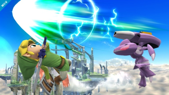 Toon Link Genesect