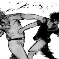 Tojo Hidetora vs Oga Tatsumi