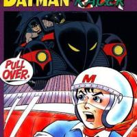 Batman vs Speed Racer