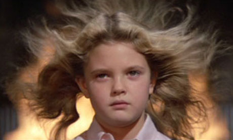 Drew Barrymore in Firestarter