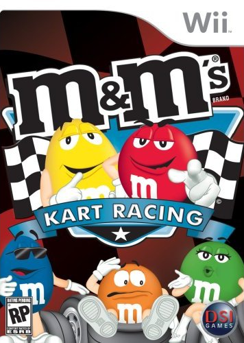 M&M's_Kart_Racing