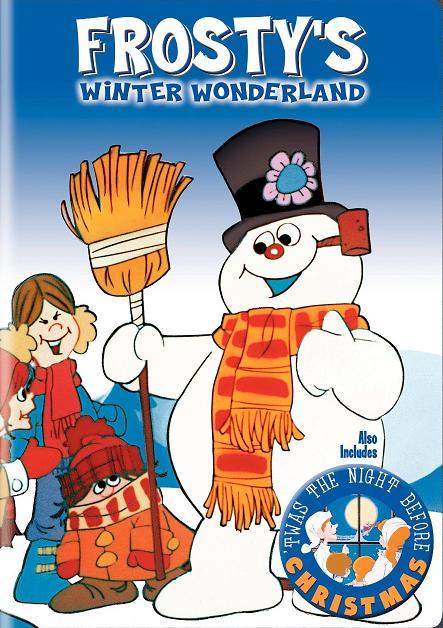 FrostysWinterWonderland_DVD_2004