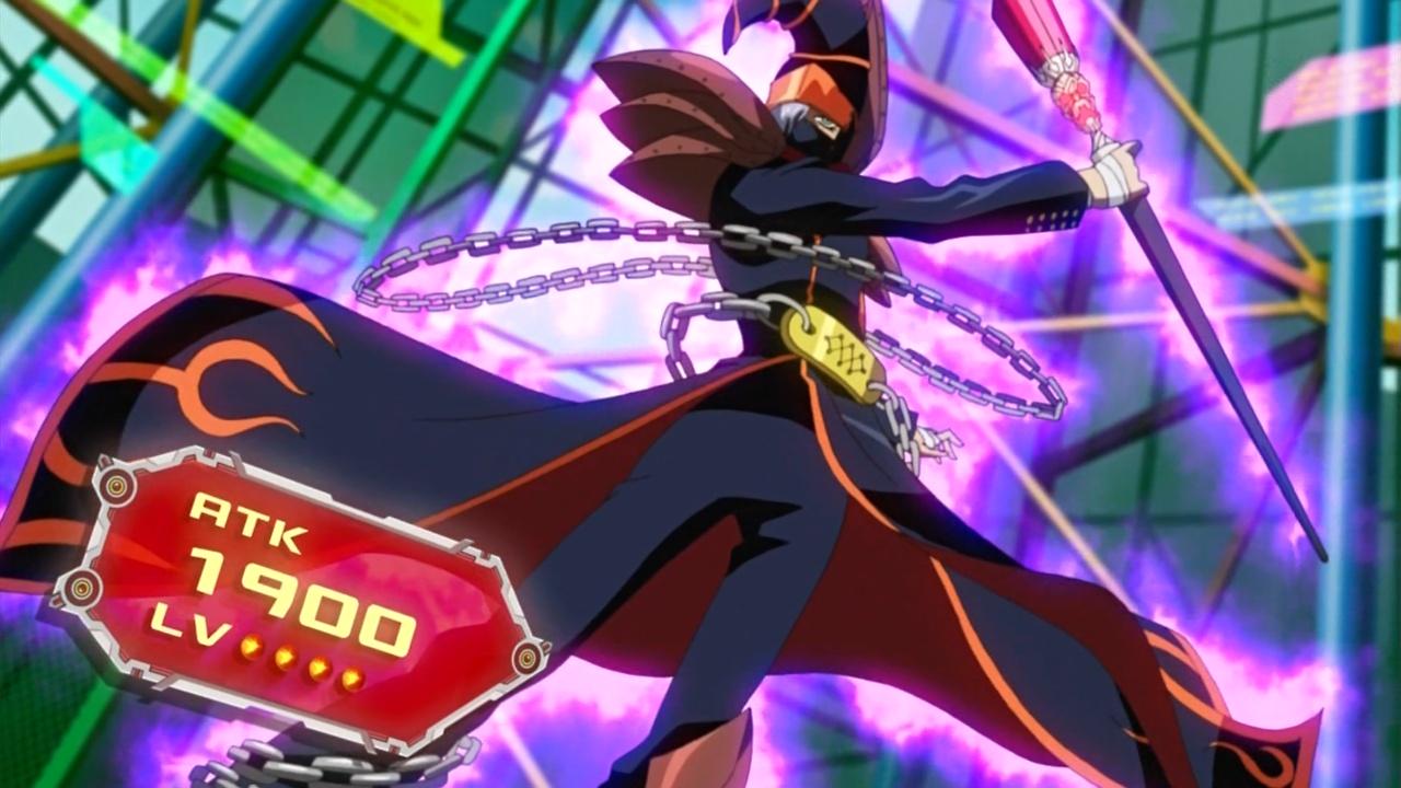 Gagaga Magician And Dark Magician