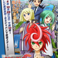 Cardfight Vanguard G Review