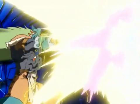 Merukimon_-_ataque_triple