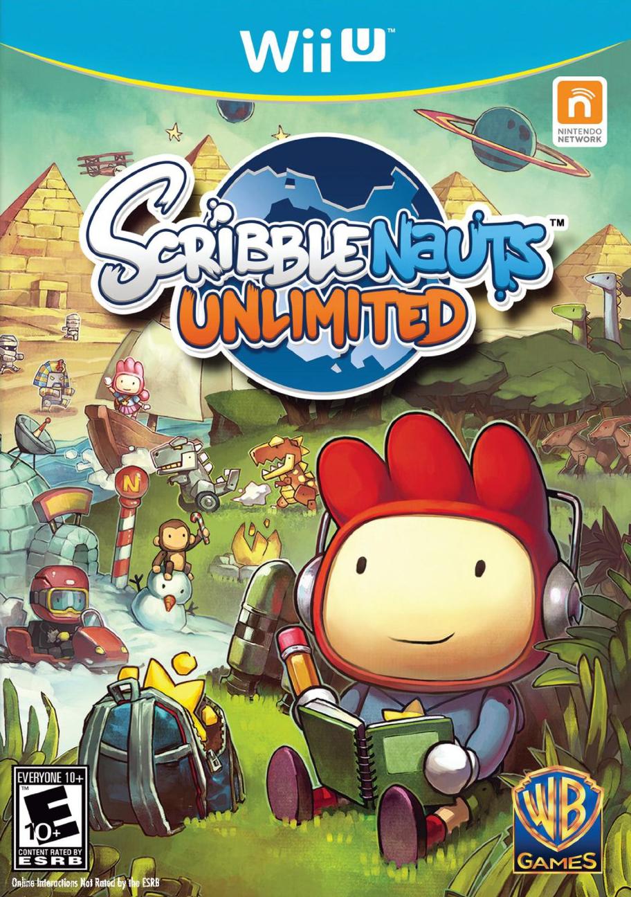 Scribblenauts Unlimited Review | DReager1 com