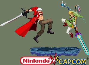 dante_vs_link_nintendo_vs_capcom_by_riklaionel-d5l4rwl