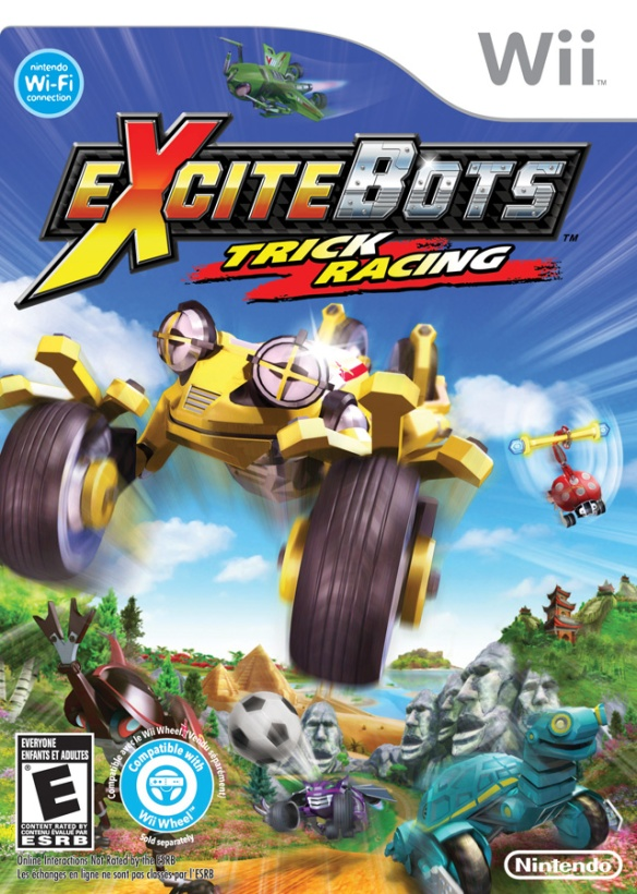 excitebots trick racing box art