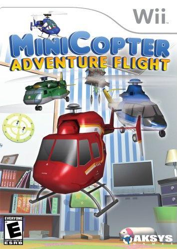 MiniCopter-Adventure_Flight