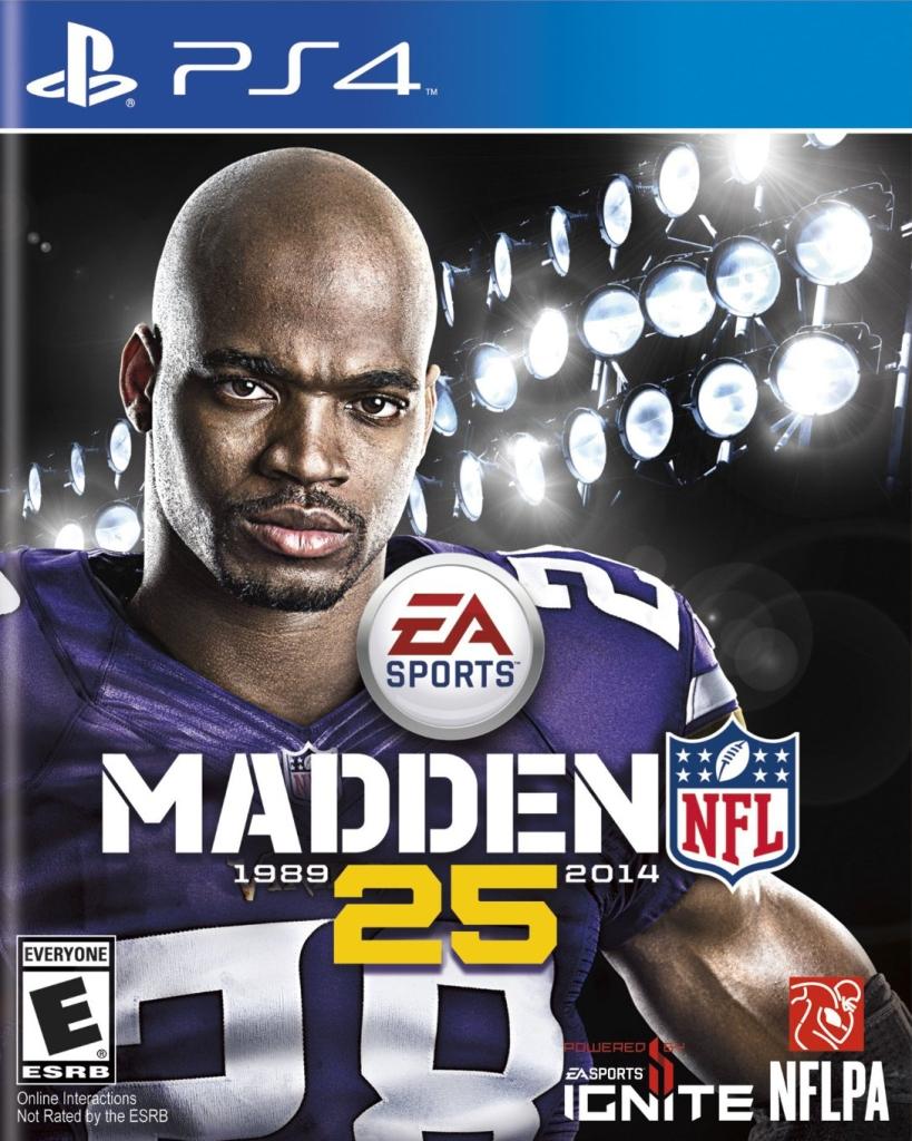 1Madden NFL 25 12-11-2013