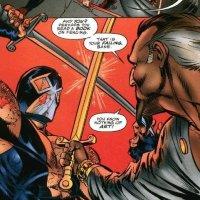 Bane vs Ra's Al Ghul