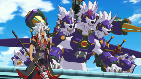 Rouga_Aragami_and_Armorknight_Cerberus_Ace