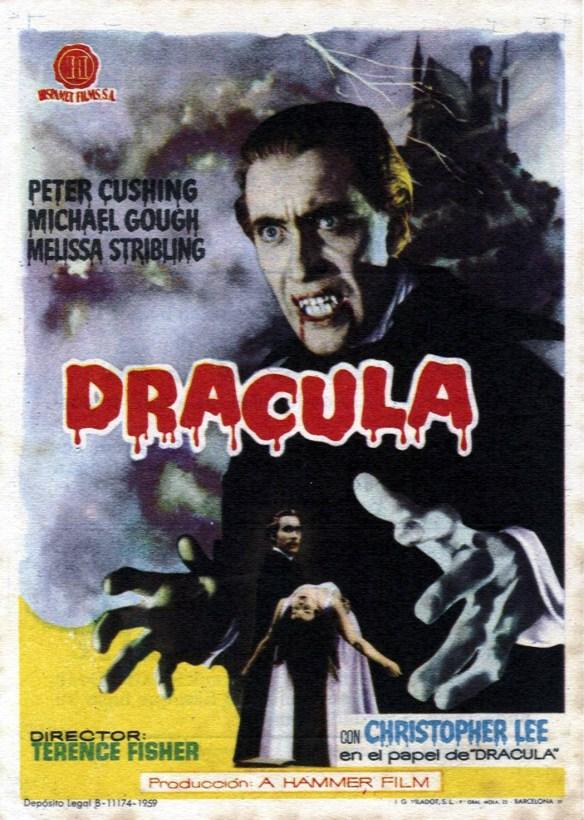1958 - Drácula - Horror of Dracula - tt0051554 _es