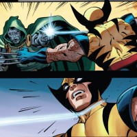 Dr Doom vs Wolverine