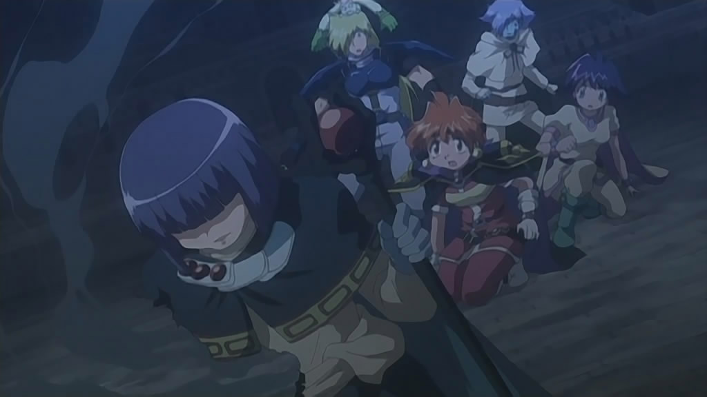 Slayers | DReager1's Blog