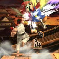 Mario vs Ryu