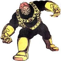 Mammoth (DC) vs Colossus
