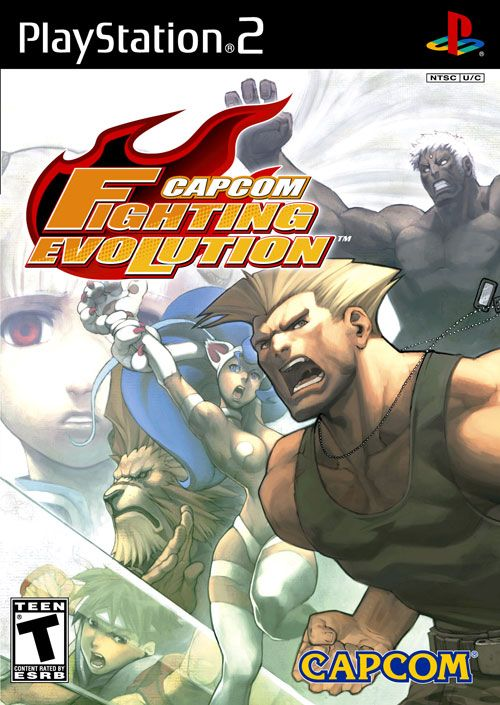 CapcomFightingEvolution_PS2Box_US