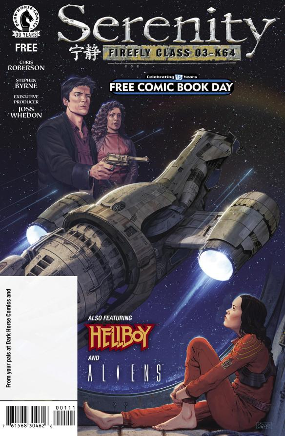 Serenity/Hellboy/Aliens